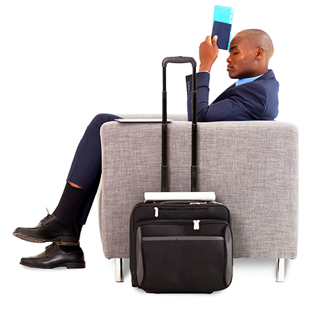 Our Business Travel Insurance policy covers specific losses that may occur during your business trip.